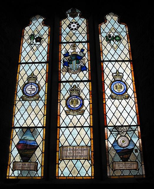 The Memorial Window, Goodrich Castle