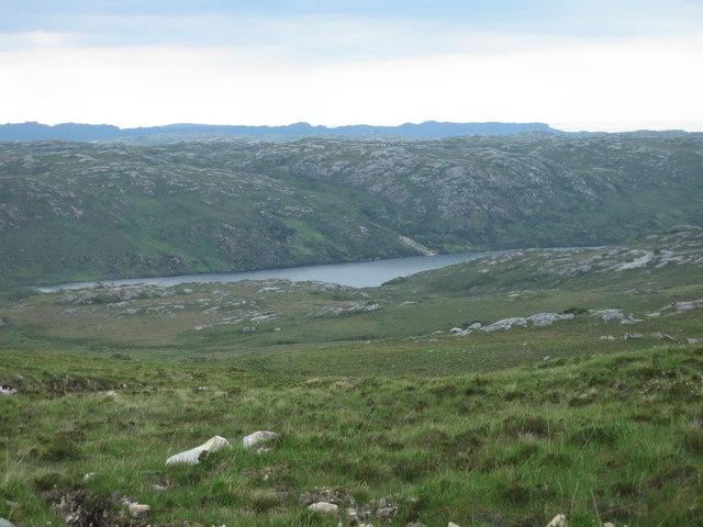 Loch a' Garbh-bhaid Mor