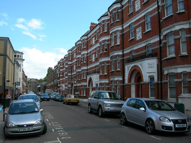 Rushcroft Road, SW2