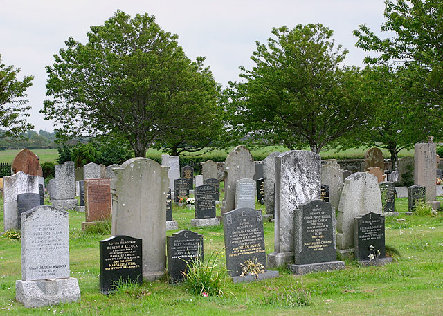 Eastriggs Cemetery
