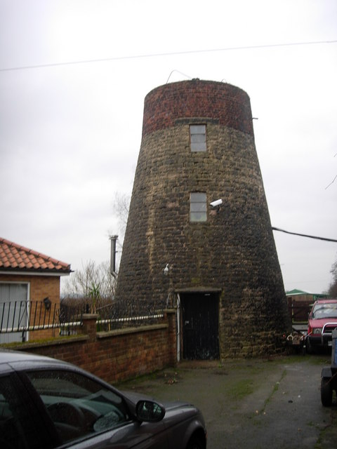 Forest Mill, Bradmer Hill, Warsop