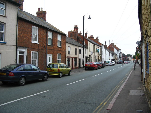 Watling Street West, Towcester