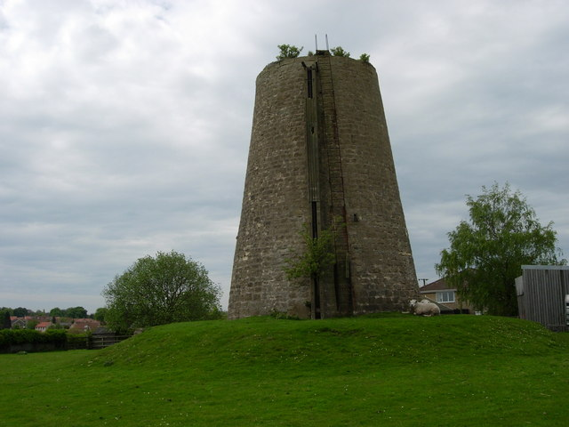 Bramham tower mill, West Yorkshire