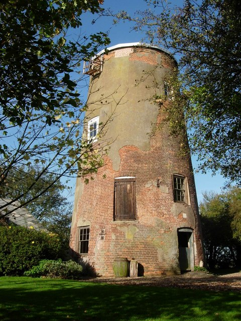 Stansfield tower mill, Suffolk