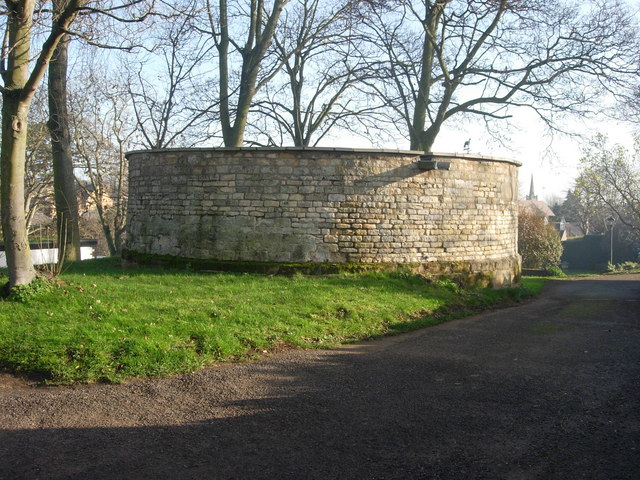 Stamford tower mill, Lincolnshire