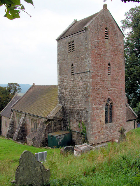 The Old Church Penallt