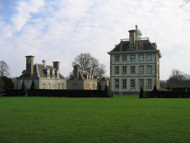 Ashdown House seen from the North