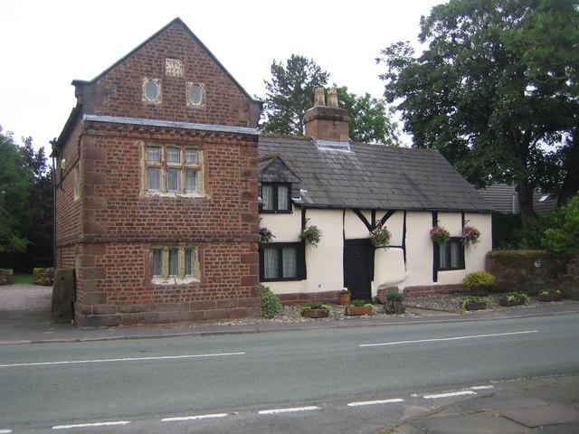 Willaston: Ashtree Farmhouse