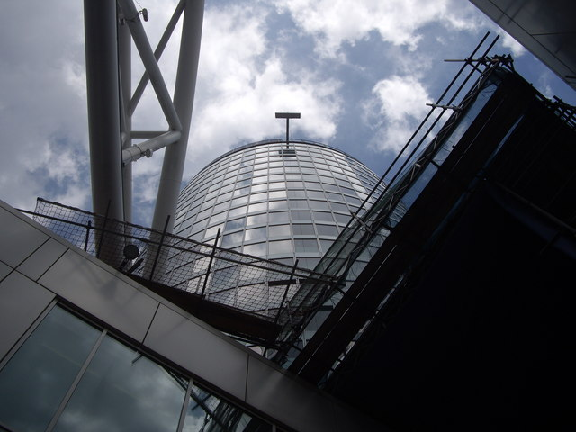 Rotunda, New Street, Birmingham