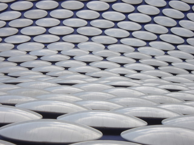 'You Can't Beat A Bit O' Bully'-Exterior of Selfridges, Birmingham Bull Ring