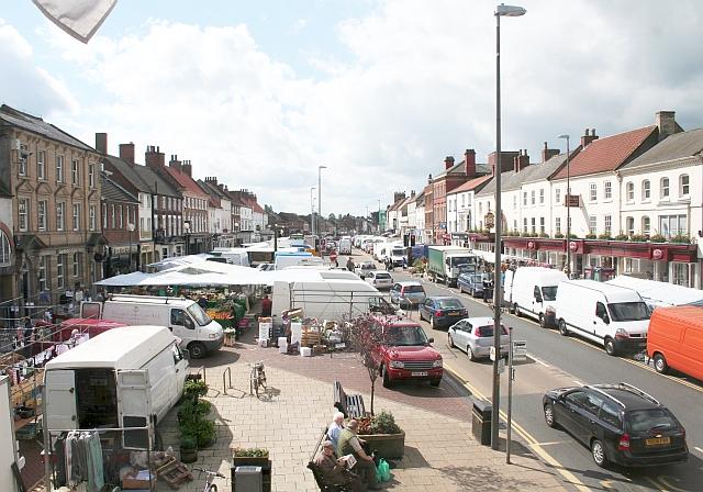 Northallerton Market