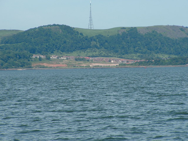 West Burntisland and The Binn
