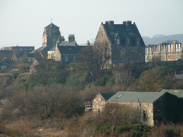 St Columba's Parish Church and The Parsonage