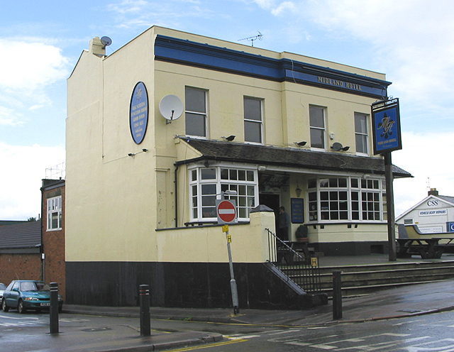 Midland Hotel, Gloucester Road, Cheltenham