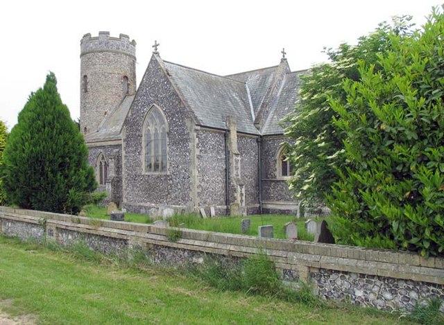St Peter, Haveringland, Norfolk