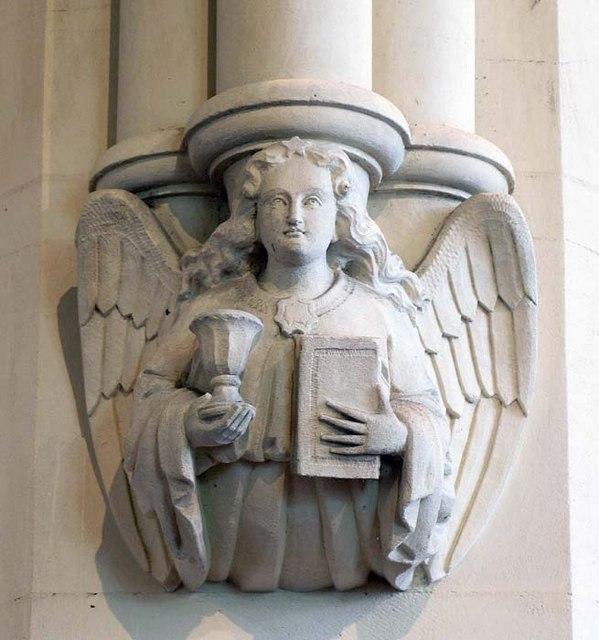 St Peter, Haveringland, Norfolk - Corbel
