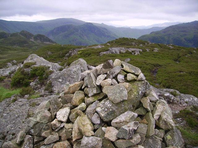 Summit Cairn, Great Crag