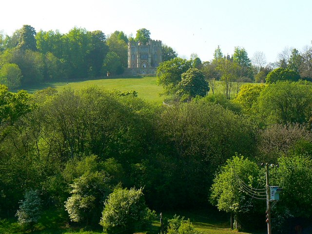 Midford Castle, near Midford, Somerset