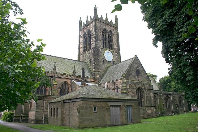 All Saints Church, Northallerton