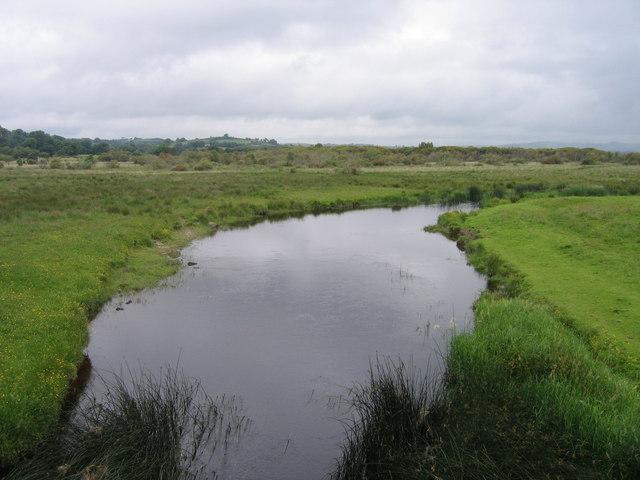 Afon Teifi a Cors Caron / River Teifi and Tregaron Bog