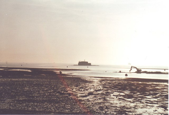 Dredging at Buoy 4A