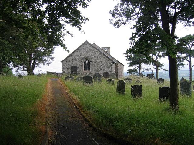 Eglwys Llanbadarn Odwyn / Llanbadarn Odwyn Church