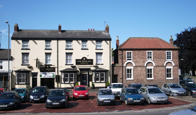 The Buck Inn & The Old Grammar School