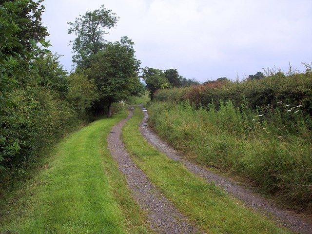 Footpath at East Stour Common