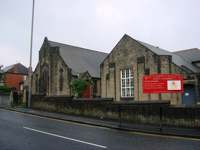 St Andrew's Methodist Church, Longbenton