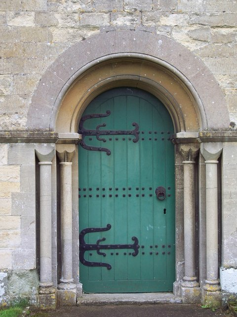 Christ Church, East Stour - Door
