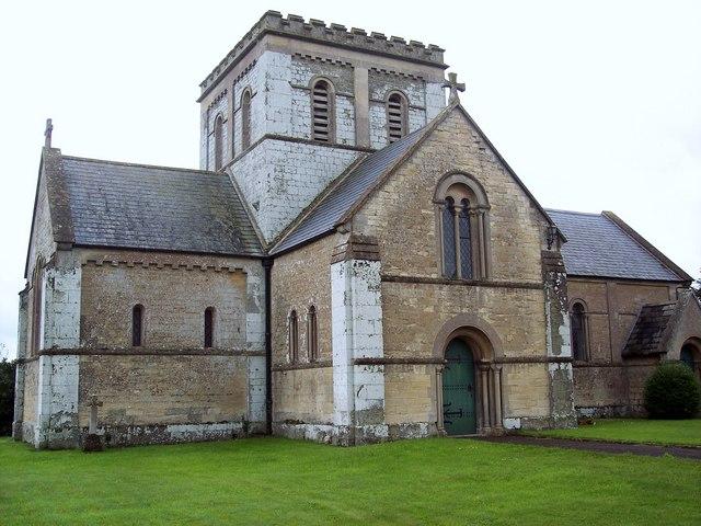 Christ Church, East Stour