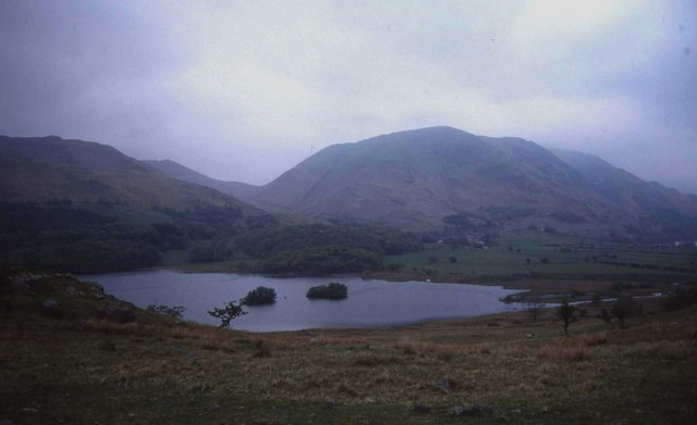 Southern end of Crummock Water