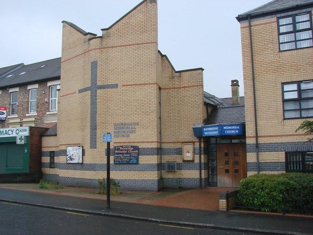 Bainbridge Memorial Methodist Church