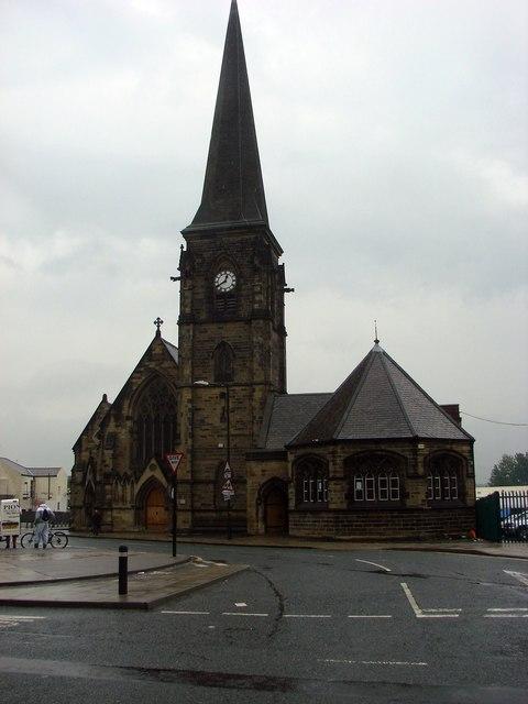 Christ Church, Shieldfield.