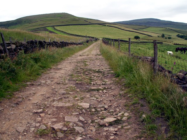 Doctor's Gate Bridleway to the Snake Summit