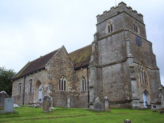 All Saints' Church, Kington Magna