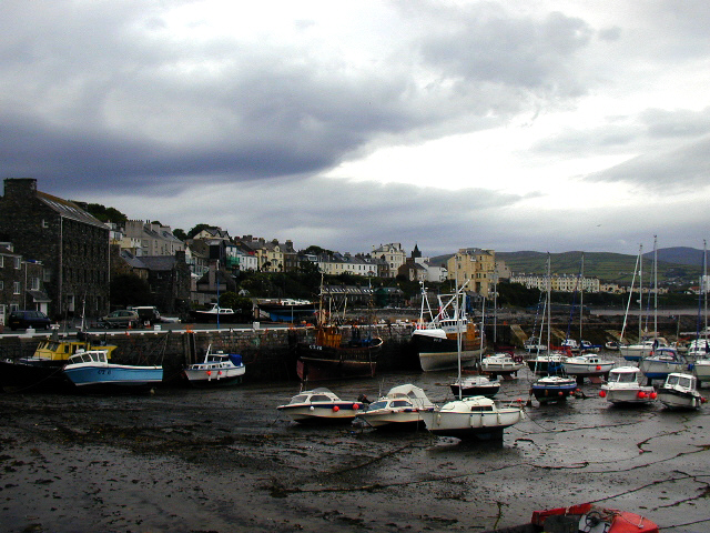 Port St Mary harbour
