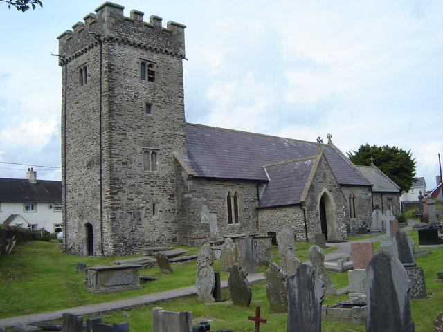 St. Tyfodwg's Church, Glynogwr