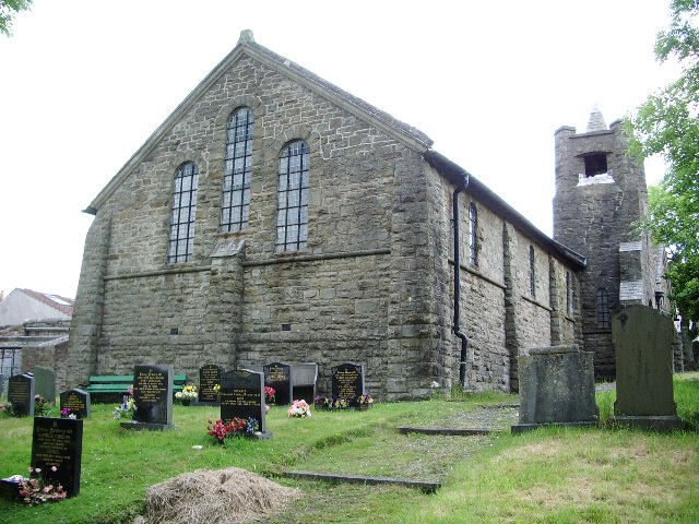 St Columba's Church, Broughton Moor