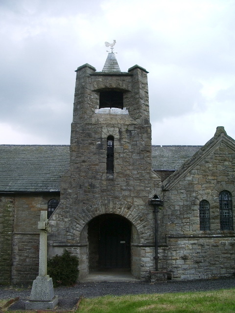 St Columba's Church, Broughton Moor