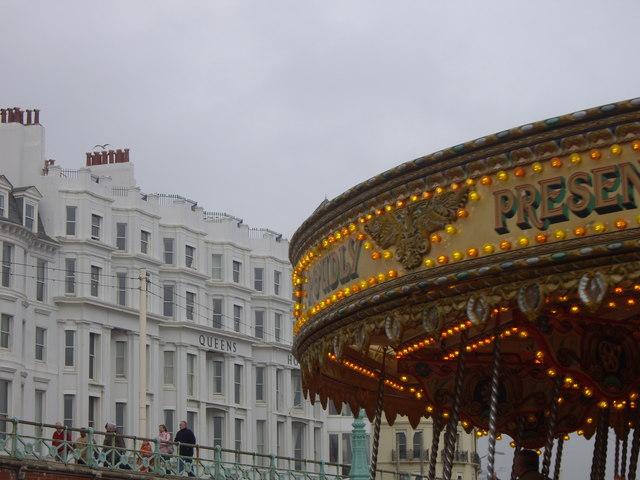 Merry Go Round/ Hotel Juxtaposition, Brighton