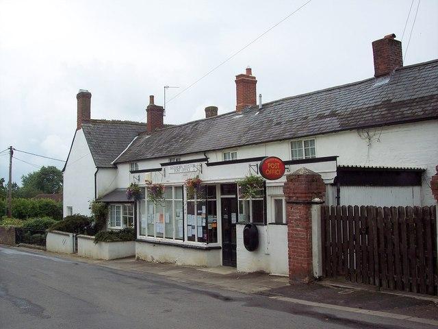 Buckhorn Weston Post Office
