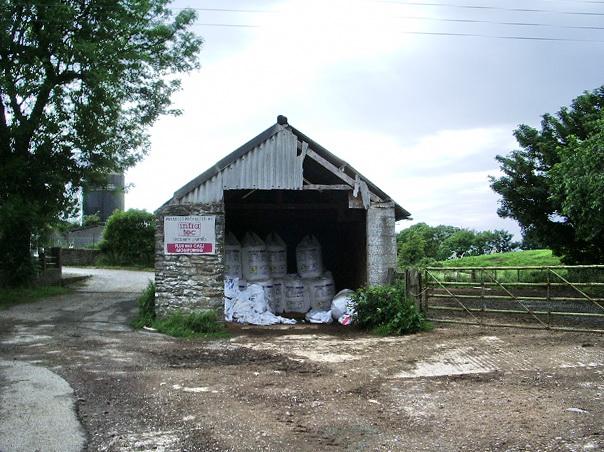 Barn at Low Scaw Farm