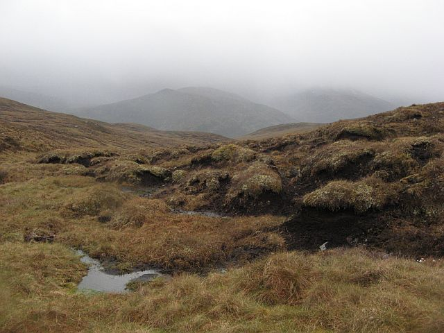 Bogs on Carn na Còinnich