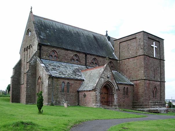 The Church of the Holy Spirit, Distington