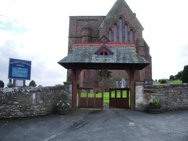 Lychgate, The Church of the Holy Spirit, Distington
