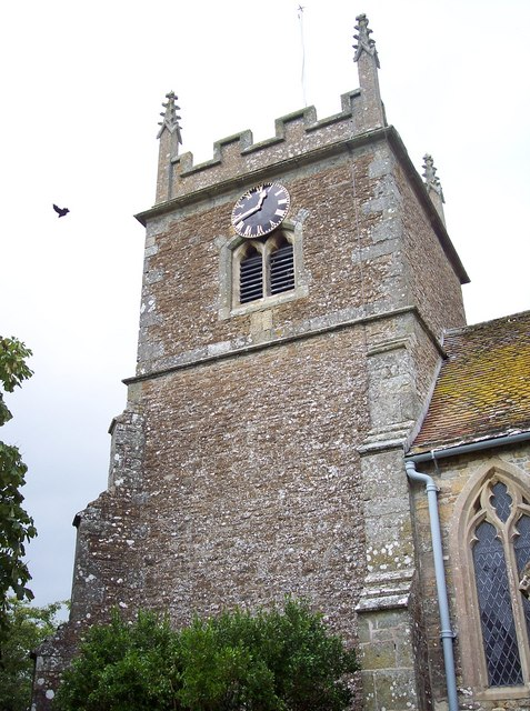 The Parish Church of St John the Baptist - Tower