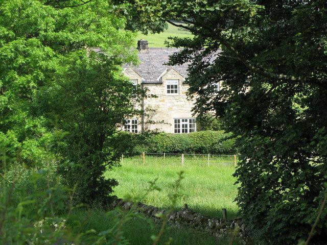 Cottage near Park Shield