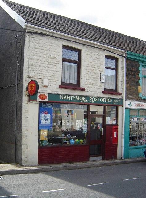 Nant-y-moel Post Office, Price Town