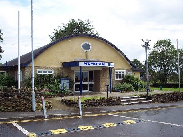 Wincanton Memorial Hall